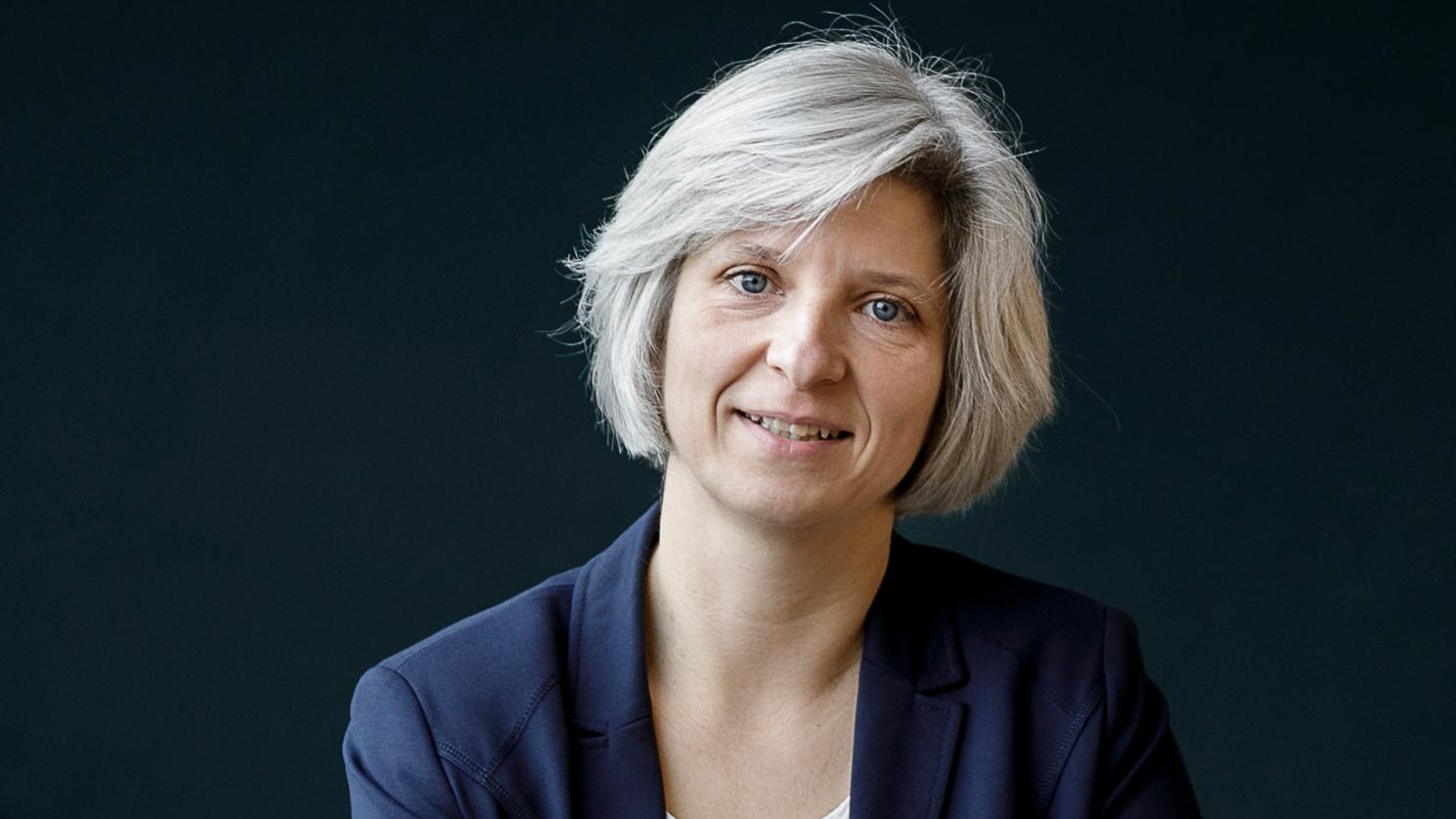 Portrait von Frau Prof. Dr. Andrea Eckhardt